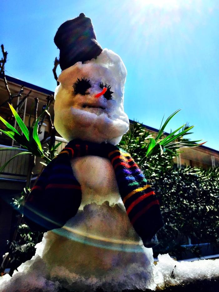 sodomite snowman