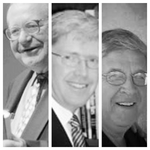 Don Vinzant, Stan Reid, Chris Frizzell--preachers at the Granbury Church of Christ and men who taught me much about faith and integrity with the word