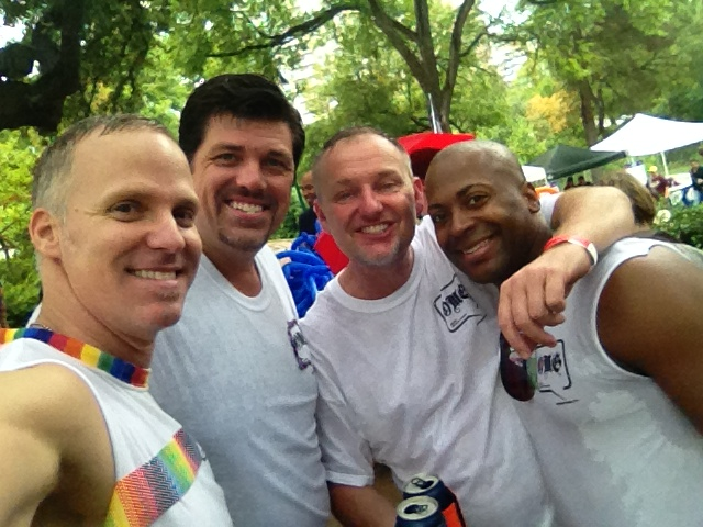 Dallas Pride 2012