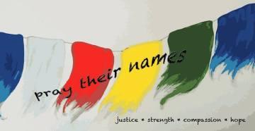 pray their names (strozzo)