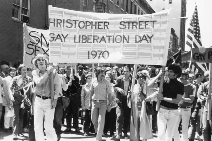 first gay pride parade